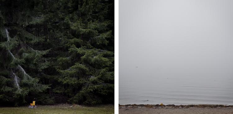 två bilder som jag visar på aaf